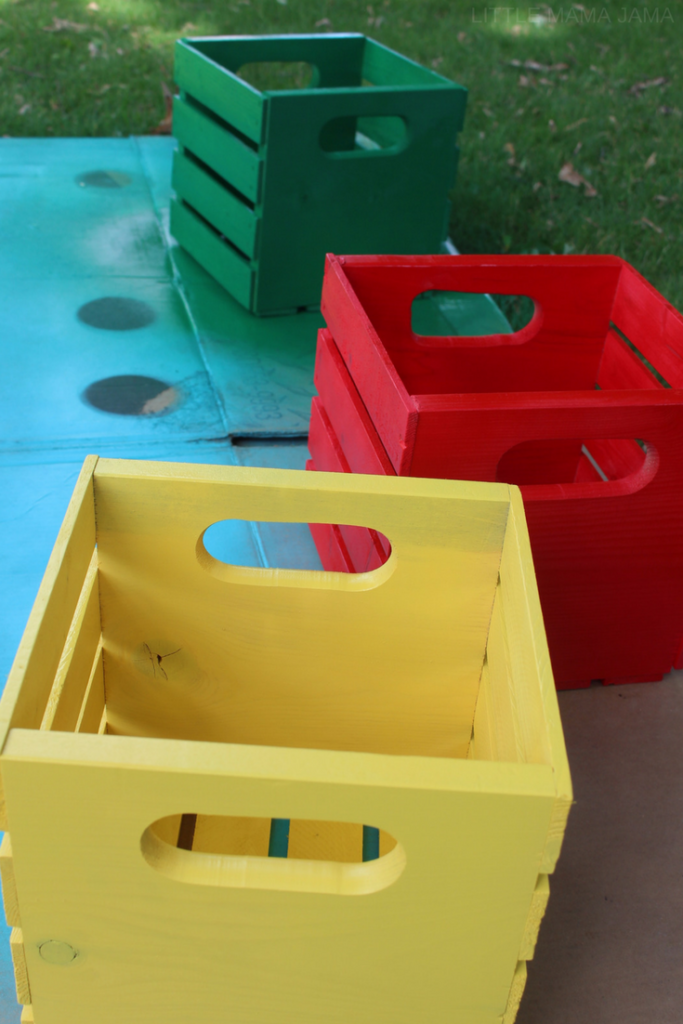 Diy Traffic Light Storage System For Kids Little Mama Jama