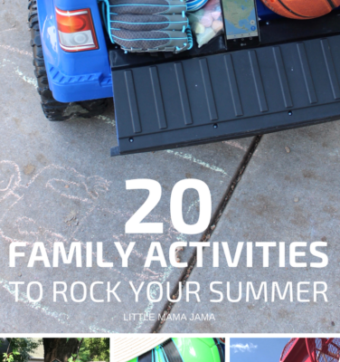 20 Family Activities to Rock Your Summer