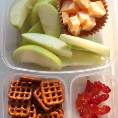 Easy Make-Ahead School Lunches