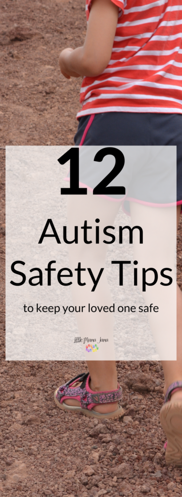 Wandering, elopement, aggression. Our loved ones with special needs require creative ideas to keep them safe. Try our 12 family-tested autism safety tips!