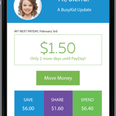 Teach Financial Literacy to ASD Children with BusyKid