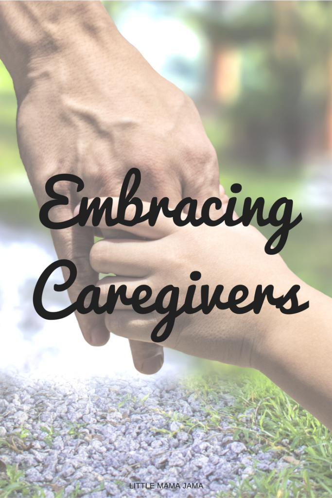 Embracing Caregivers #CareforaCarer