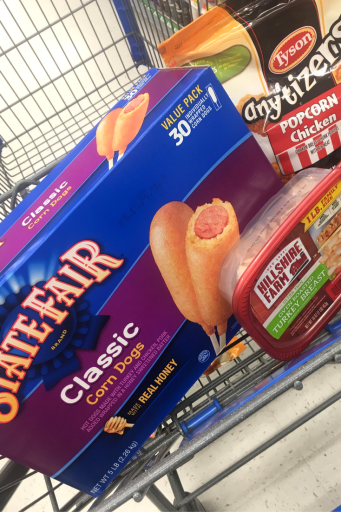 Get your game day spread ready with Tyson from Walmart! #TysonWinningLineup #ad